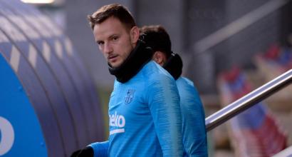Barcellona: Rakitic chiede la cessione, l'Inter in attesa