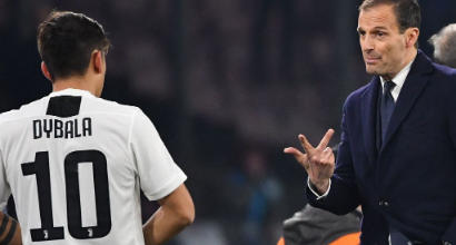 Juventus, la probabile formazione per la sfida con l'Atletico
