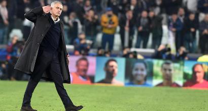 """Champions, Mourinho la tira a CR7 e Messi: """"Non mi stupirei se Juve e Barcellona uscissero"""""""