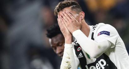 Juventus, Cristiano Ronaldo in silenzio dopo l'Ajax: il Cadice lo consola....