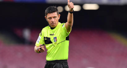 Serie A, arbitri 37a giornata: Rocchi per Juve-Atalanta, Napoli-Inter a Doveri