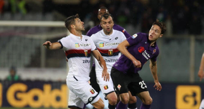 Serie A, Fiorentina-Genoa 0-0: tutti salvi grazie all'Inter