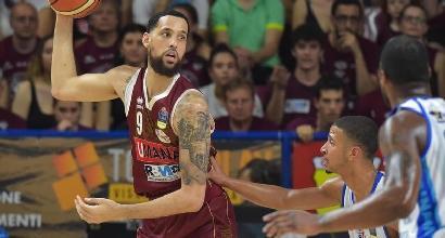 Basket, finale scudetto: Sassari sbanca Venezia e va sull'1-1