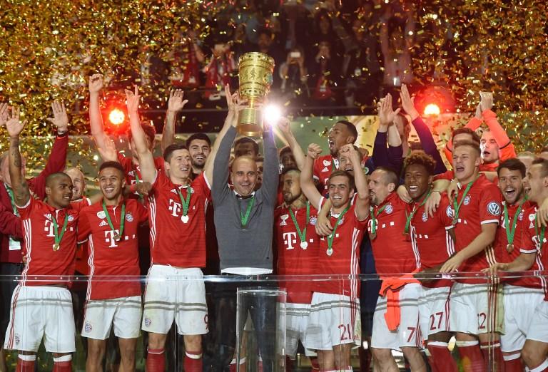Coppa di Germania, vince il Bayern ai rigori. Guardiola in lacrime
