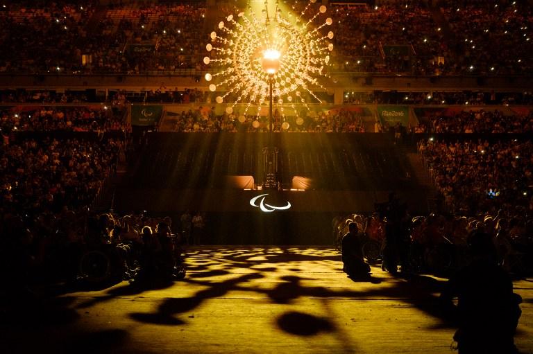 Rio 2016, la cerimonia di chiusura delle Paralimpiadi