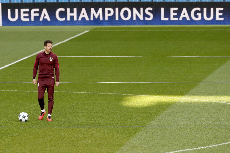 Champions, l'Atletico testa il Bernabeu