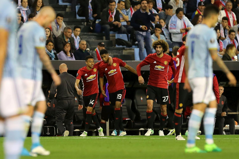 Vittoria preziosa del Manchester United in Europa League. I Red Devils battono il Celta Vigo in Spagna grazie a un gol su punizione di Rashford e archiviano l'andata delle semifinali con un risultato positivo in vista del passaggio del turno.<br /><br />