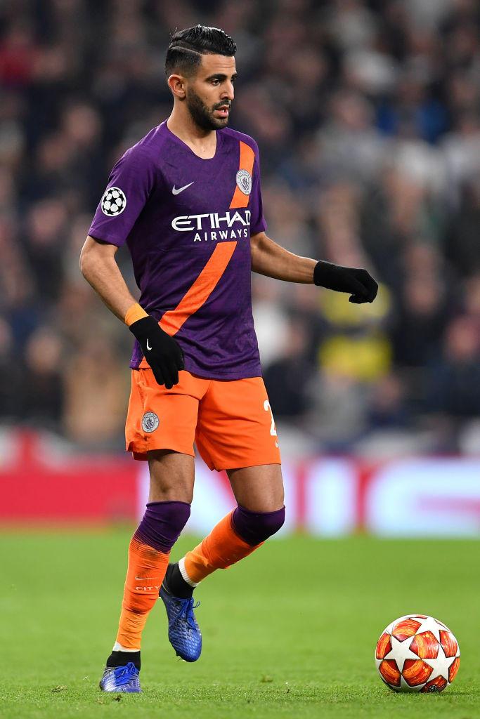 2018/19: Riyad Mahrez dal Leicester per 67,8 milioni di euro