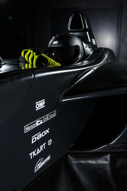 Una Lamborghini Huracan Supertrofeo e una Dallara Word Series 3.5: i due simulatori di Avehil per allenarsi al meglio
