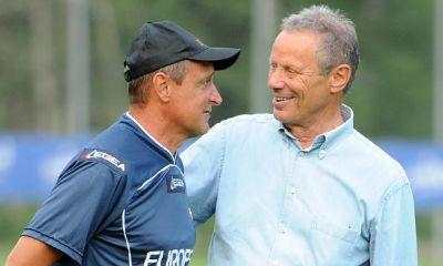Zamparini e Rossi, AP/Lapresse