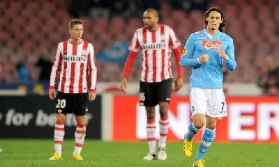 Allenamento calcio PSV vesti