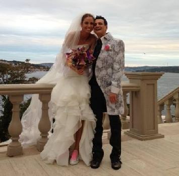 Volley, Giovanni Guidetti ha sposato Bahar Toksoy