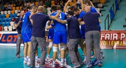 Volley, Mondiali Polonia: rimontona Italia, Francia ko al tiebreak