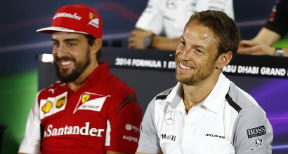 Alonso e Button, Ipp