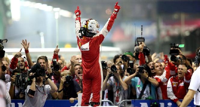 F1, le pagelle di Singapore
