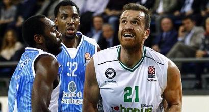 Eurolega: Sassari parte male, vince il Darussafaka