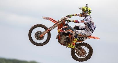 Motocross, Gajser vince anche in GB e tiene lontano Cairoli
