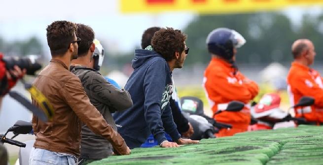 Superbike, anche Vale Rossi a Misano