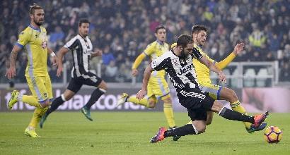 La Juventus mata il Siviglia nella sua arena