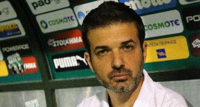Panathinaikos, si cambia: via Stramaccioni