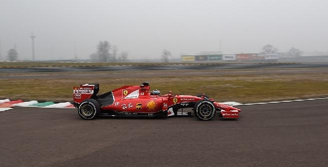 F1, Giovinazzi debutta sulla Ferrari a Fiorano