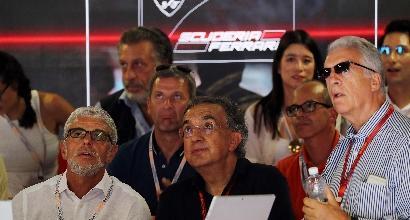 """Marchionne: """"Comprare quote di F1"""""""