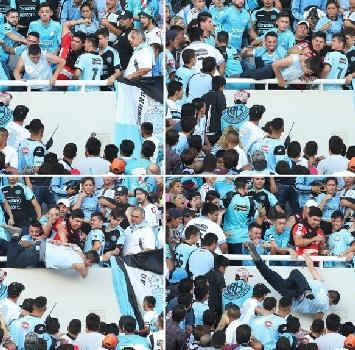 Argentina, si è costituito il responsabile della morte del tifoso del Belgrano