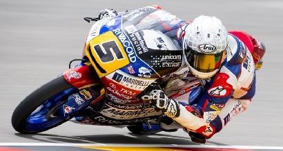 Romano Fenati correrà in Moto2 nel 2018