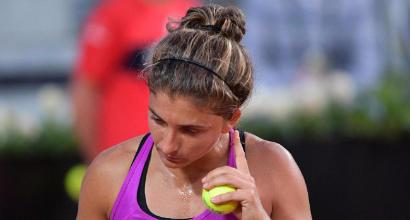 Tennis, Sara Errani squalificata per due mesi