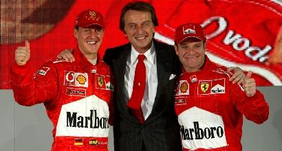 La Ferrari cancella Montezemolo