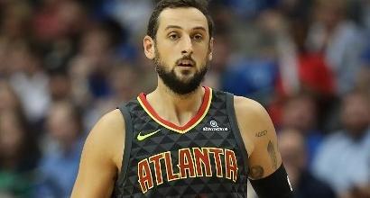 Nba: super Belinelli non basta ad Atlanta, Wiggins piega OKC sulla sirena