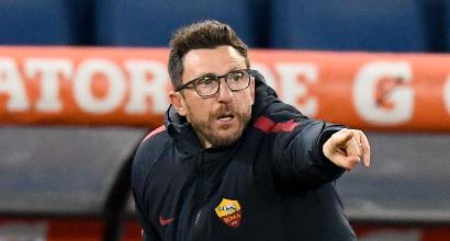 Roma, Di Francesco sbarca su Twitter: