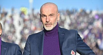 Fiorentina-Juve 0-2, Bernardeschi esulta: