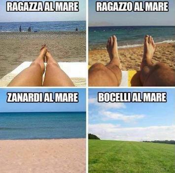 """Haters contro Zanardi, lui replica da campione: """"Al mare senza gambe? Però almeno mettetemi lo yacht..."""""""
