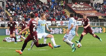 Serie A: il Torino non fa sconti, Spal in guai seri