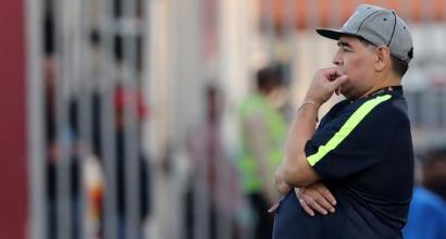 Maradona riparte dalla Bielorussia: sarà l'allenatore della Dinamo Brest