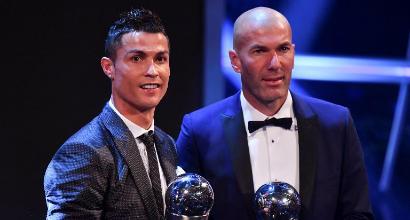 Cristiano Ronaldo e Zidane: la banda dei cinquanta milioni di euro all'anno