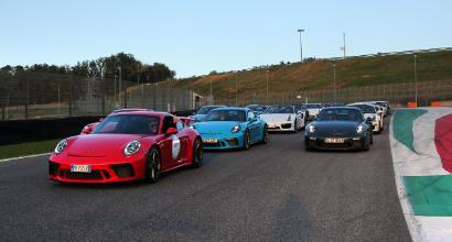 Le emozioni del Porsche Festival 2018 il 6 e 7 ottobre a Imola