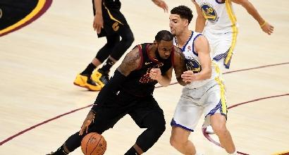 Nba: Thompson ai Lakers come papà Mychal?