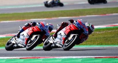 """Ducati, Lorenzo contro Dovizioso: """"Cos'ha vinto?"""""""