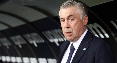"""Napoli, Ancelotti: """"Rispetto per lo Zurigo ma vogliamo andare avanti"""""""