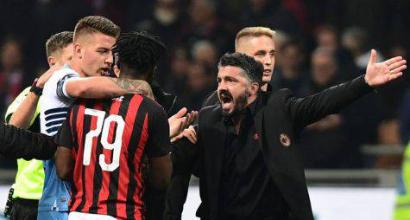 """Caso Acerbi, Giorgetti attacca: """"Il Milan non ha condannato il gesto"""""""