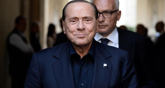 """Berlusconi: """"Mi manca il Milan. Giampaolo forse anche per merito mio"""""""