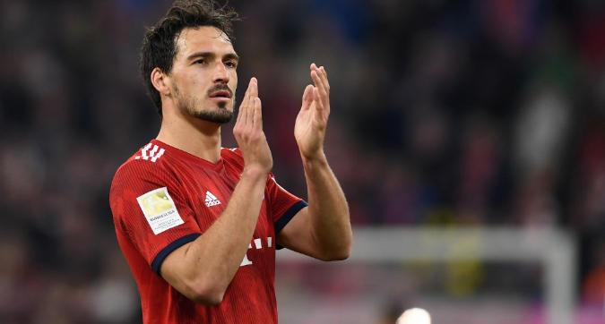 Hummels lascia il Bayern Monaco e torna al Borussia Dortmund<br />