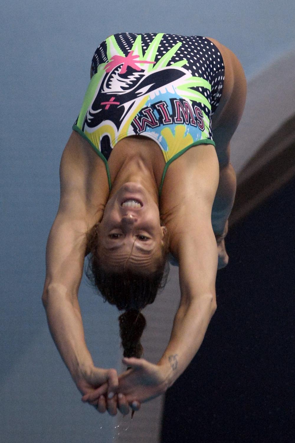 Tania, sei bravissima: bronzo dai 3 metri