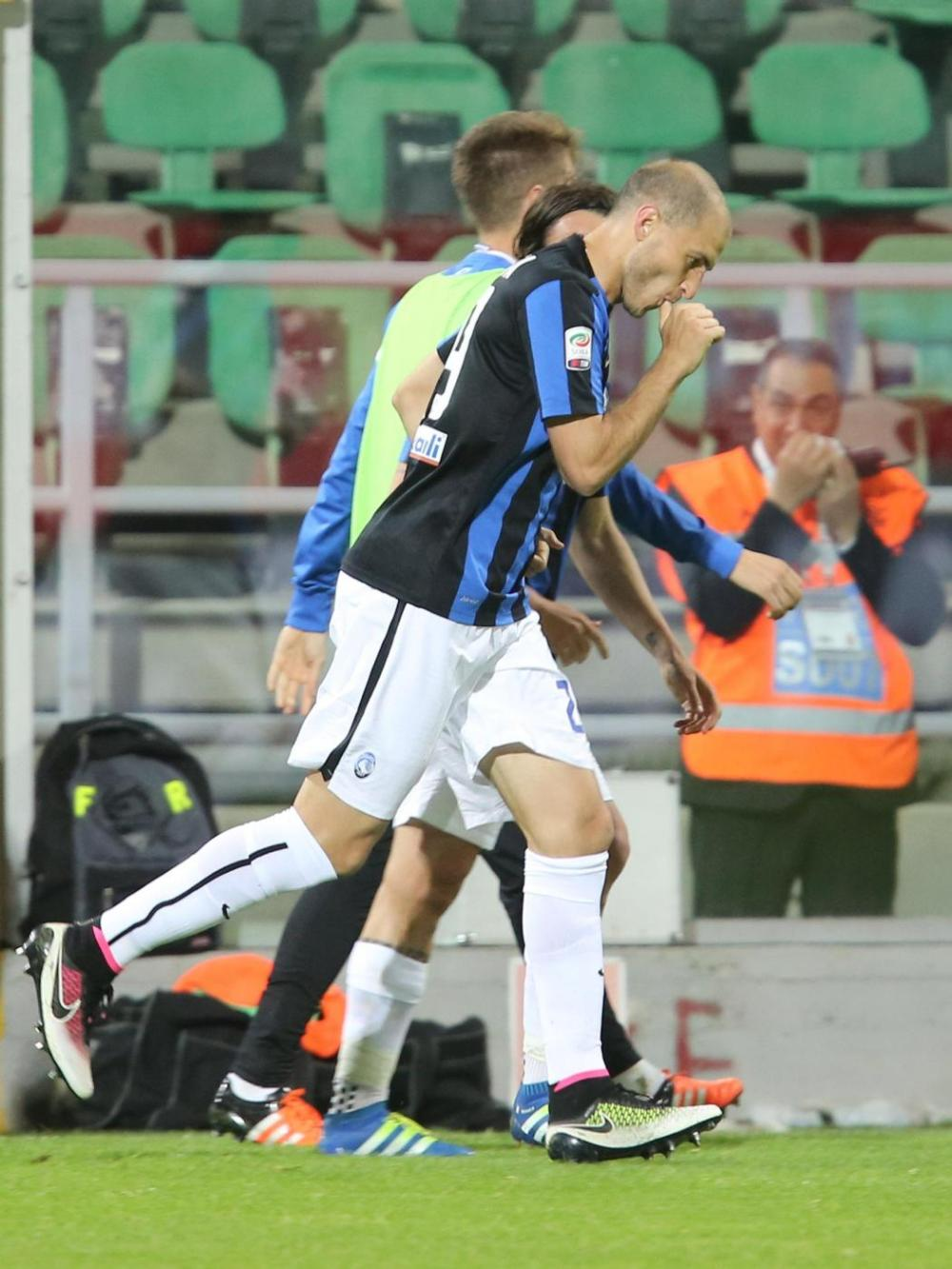 Palermo-Atalanta 2-2, rosanero quasi spacciati