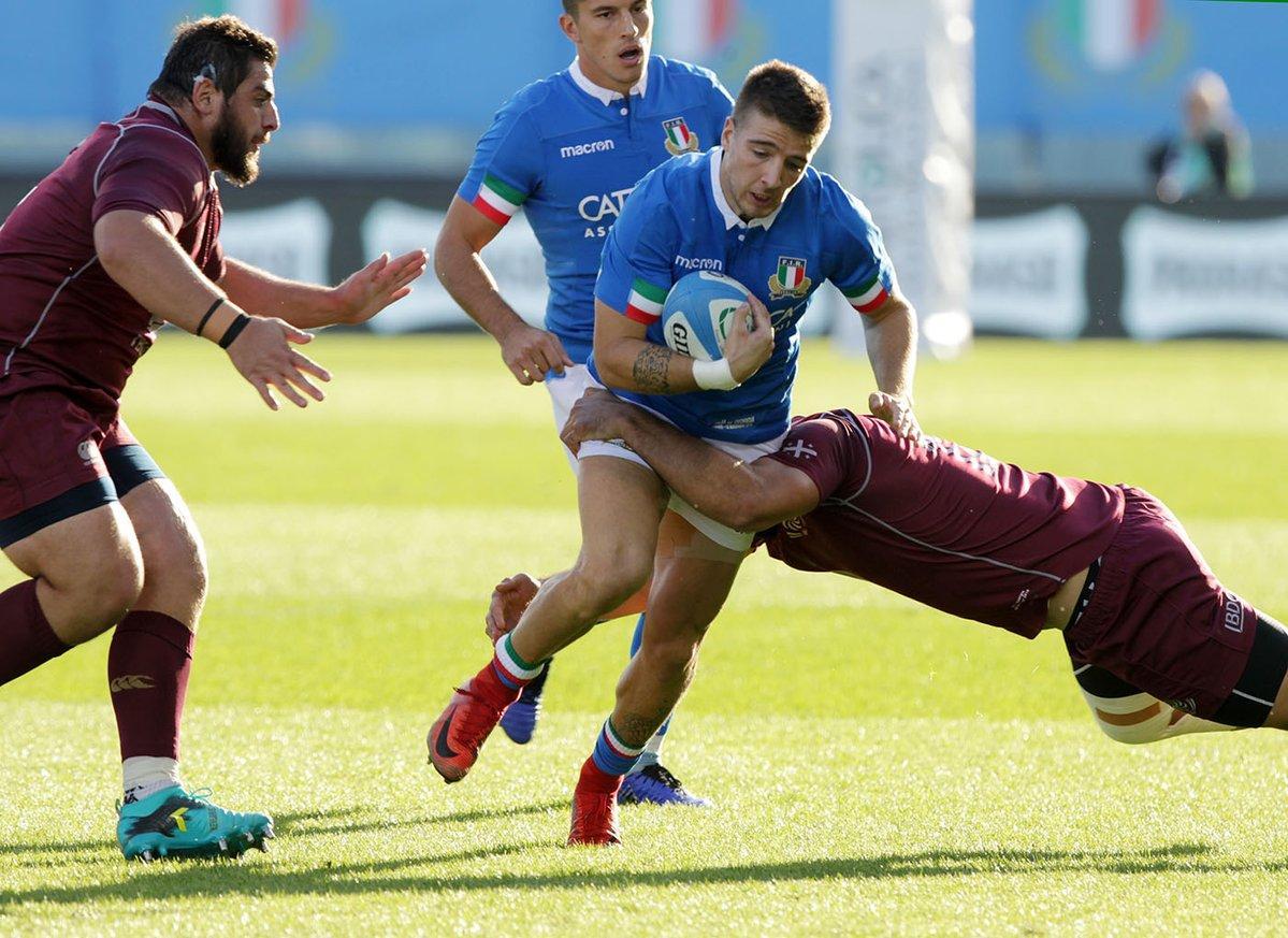 Gli azzurri vincono 28-17 a Firenze e rafforzano il loro posto al