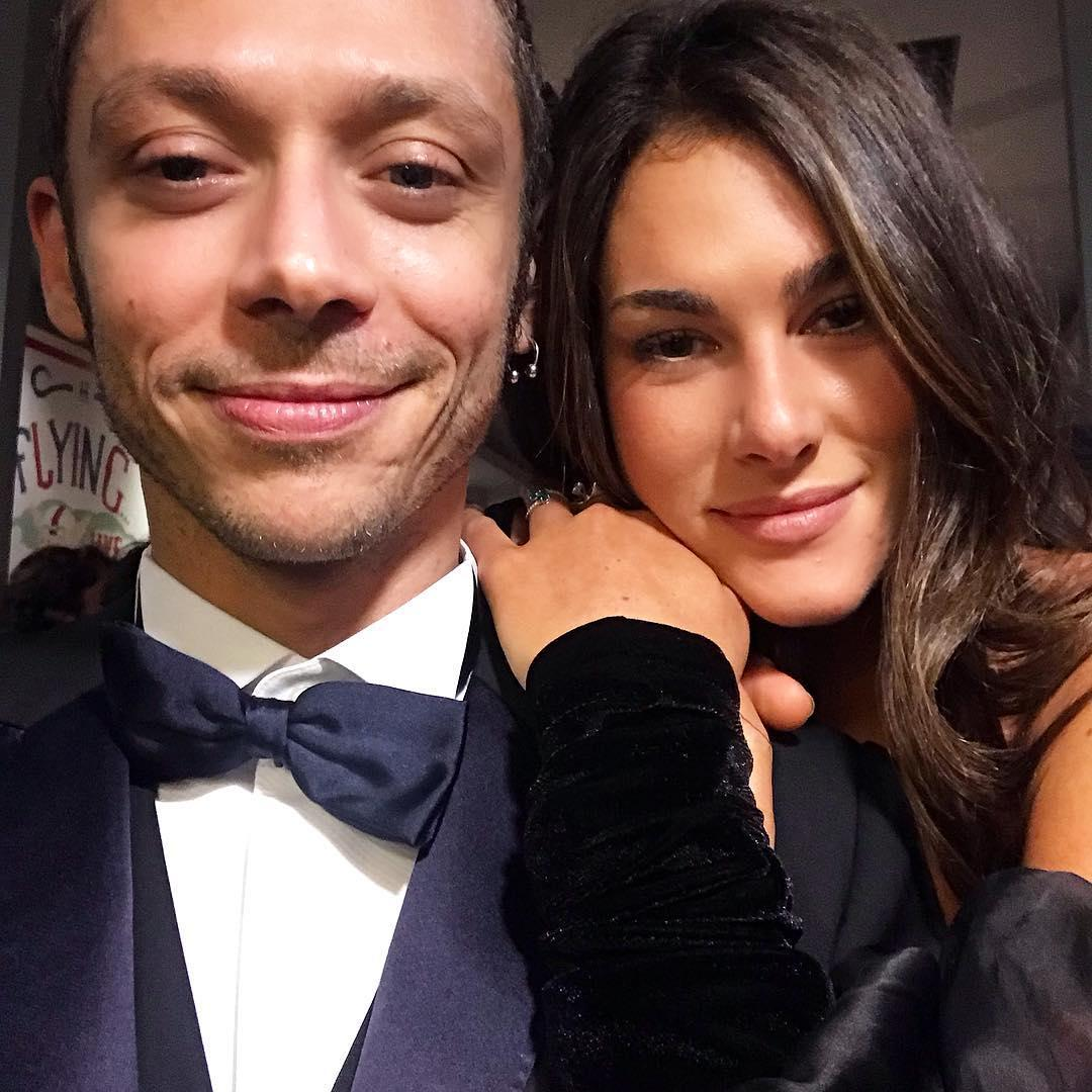 Valentino Rossi-Francesca Sofia Novello