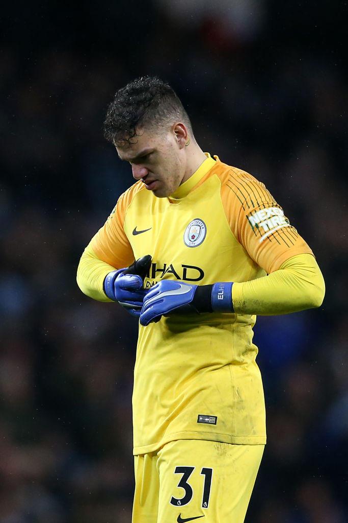 6 - Ederson (Manchester City)