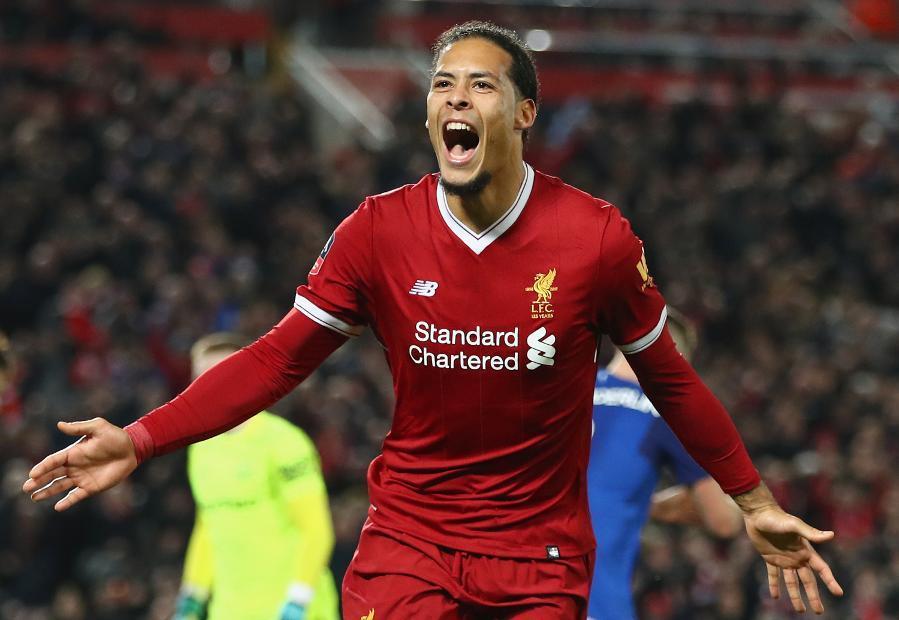 Van Dijk, difensore, pagato dal Liverpool 78 mln